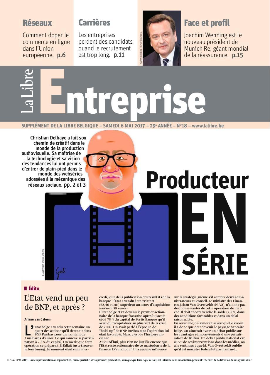 Aperçu FullPdf-Libre-Entreprise-06-05-2017.pdf - Page 1/16