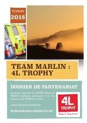 dossier sponsoring
