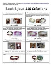 book bijoux mai 2017