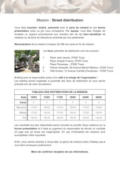 Fichier PDF mission 3 street distribution