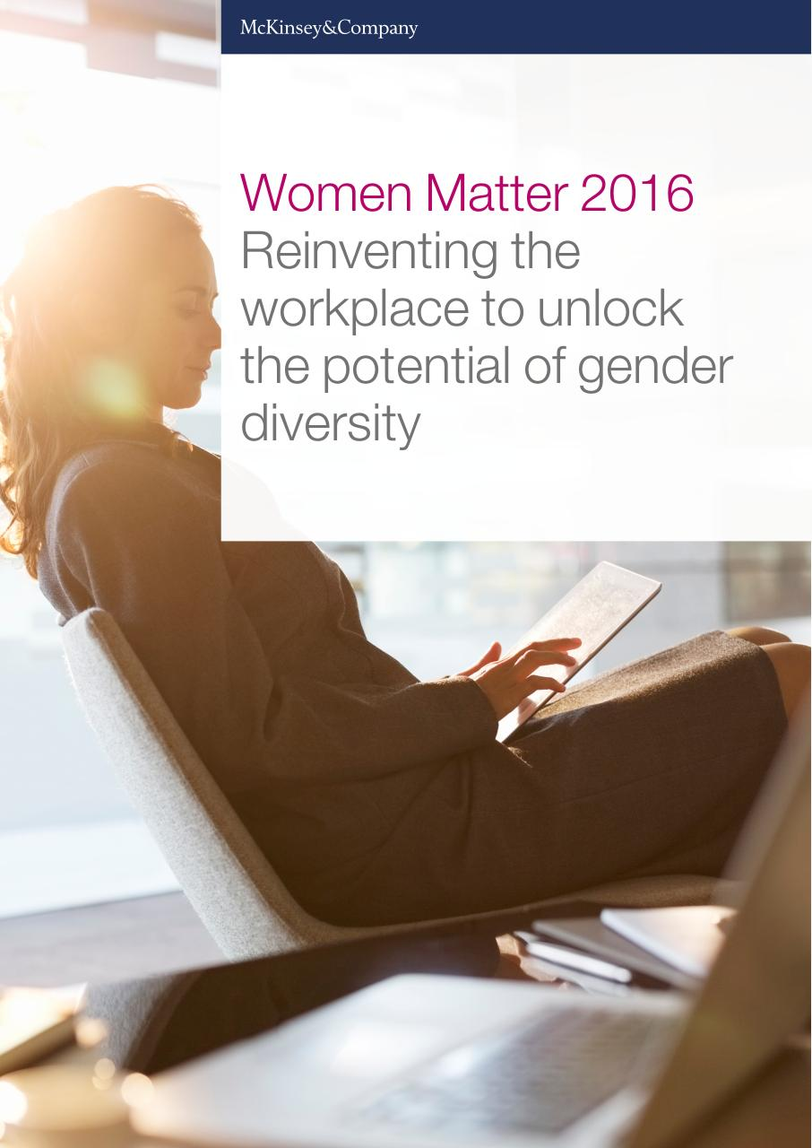 Aperçu du document Women-Matter-2016-Reinventing-the-workplace.pdf - page 1/36