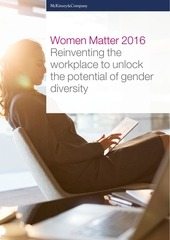 women matter 2016 reinventing the workplace