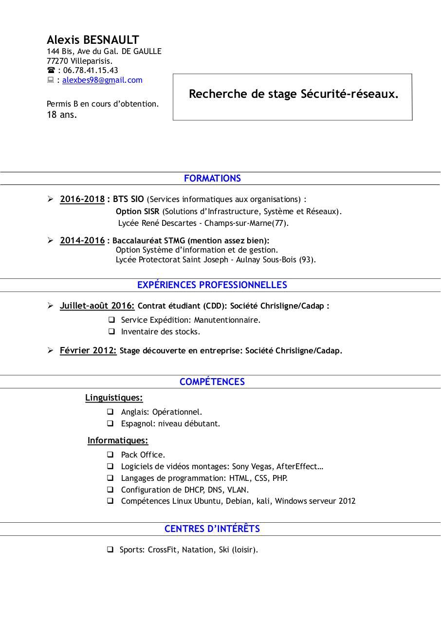 savoir faire    experience par segula - cv-alexis besnault4 pdf