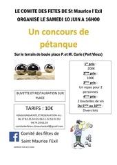 Fichier PDF petanque