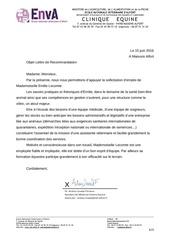 lettre recomendation lecomte
