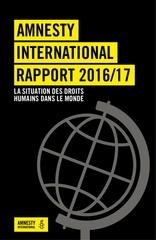 rapport amnesty international tunisie 2016 2017