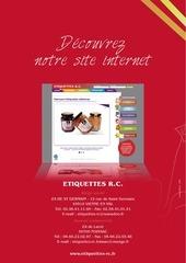 catalogue etiquettes rc