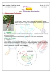 Fichier PDF cours 2 refraction de la lumiere