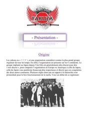 candidature chef de faction yakuza pdf