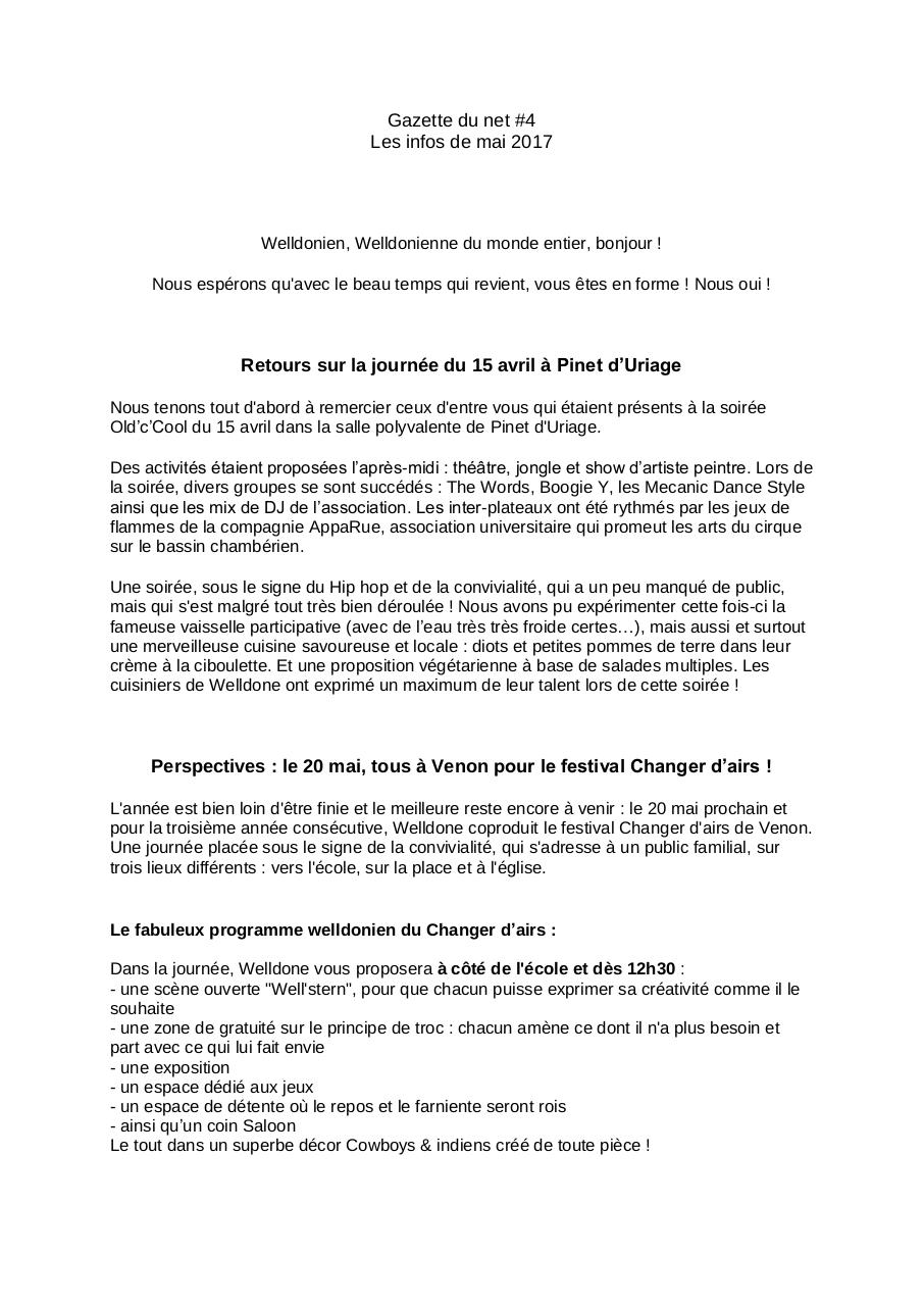 Aperçu du document Gazette du net #4.pdf - page 1/2
