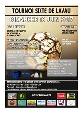 dossier inscription tournoi de lavau 2017