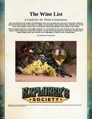 les vins de theah