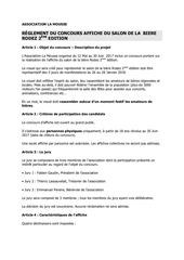 Fichier PDF reglement concours affiche salon de la biere rodez