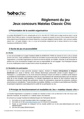 Fichier PDF reglement jeu concours bobochic classic chic