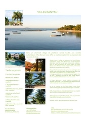 villas a l le maurice description et tarifs 2017 2018