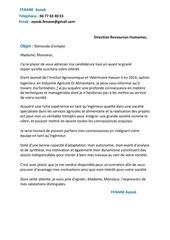 Fichier PDF demanded emploi q