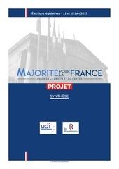 2017 05 10 lr elections legislatives projet synthese