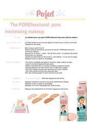 benefit porefessional pore minimazing makeup