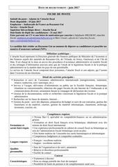 20170509 ficheposte adjointattachefiscal rev