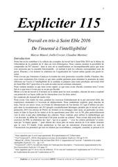 expliciter 115