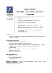 Fichier PDF fiche de poste saisonnier ete 2017 1