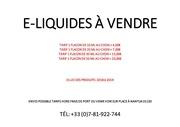 liste des e liquides a vendre maj 18 05 17