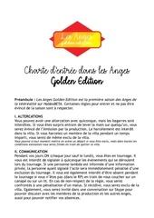 contrat la golden edition 1