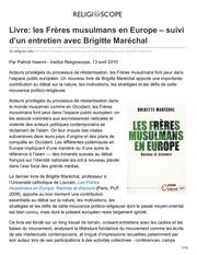 Fichier PDF les fre res musulmans en europe