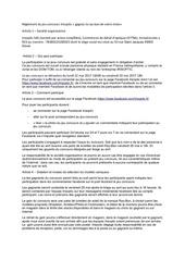 Fichier PDF reglement du jeu concours irisoptic ray ban a gagner