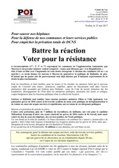 tract poi 83 legislatives