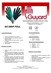 Fichier PDF u2 grip full
