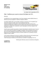 Fichier PDF candidature lstc