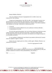 Fichier PDF courrier procedure assurance avant reception de l offre