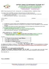 contrat annuel panier etoile mai 2017 mai 2017 vierge