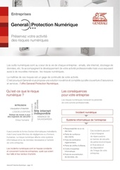 solution generali potection numerique