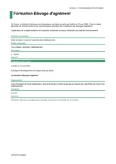 Fichier PDF elevage d agrement