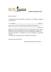 procuration ancv 2017