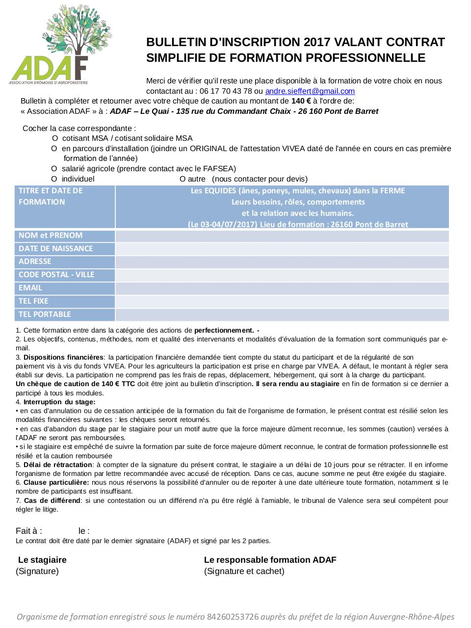 Aperçu du document Bulletin d'inscription - Equidés  03-04 juillet 2017.pdf - page 1/1