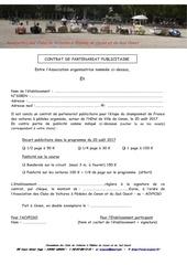 Fichier PDF contrat de partenariat publicitaire