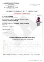 Fichier PDF convocation cafop ia