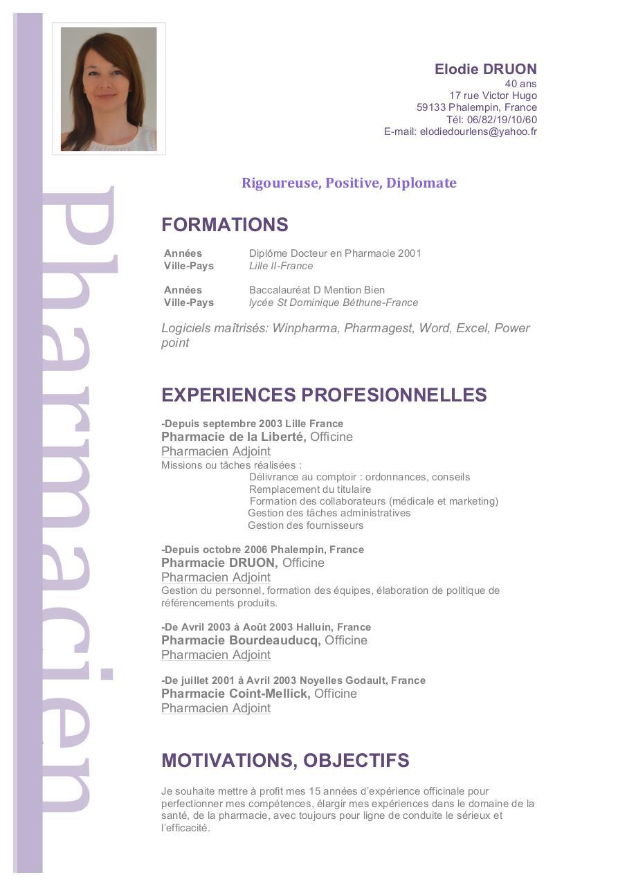 elodie cv 2017 docx - elodie cv 2017 pdf - page 1  1