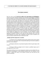 Fichier PDF credit et ses mecanismes psychologiques
