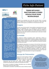 injection toxine botulique 1
