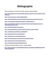 Fichier PDF bibliographie