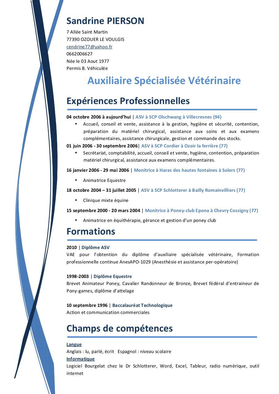 cv cendrine doc - cv cendrine56 pdf