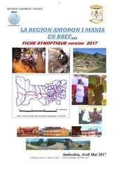 madagascar region amoronimania en bref 27 pages mai 2017