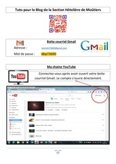 Fichier PDF tuto chaine youtube section hoteliere de moutiers
