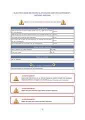 Fichier PDF depose et repose vanne egr scenic 3