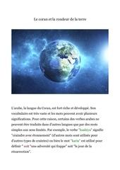 Fichier PDF le coran et la rondeur de la terre