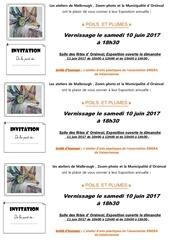 projet invitation club juin 2017